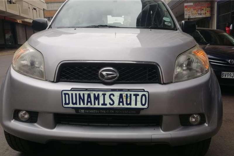 2009 Daihatsu Terios 1.5