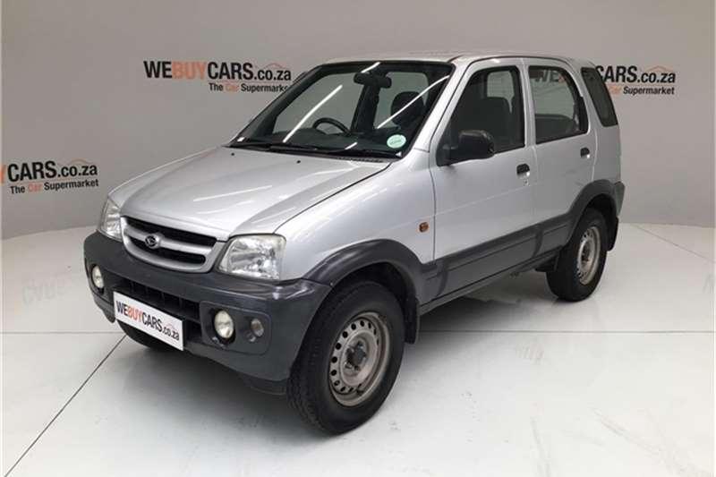 2006 Daihatsu Terios 1.3
