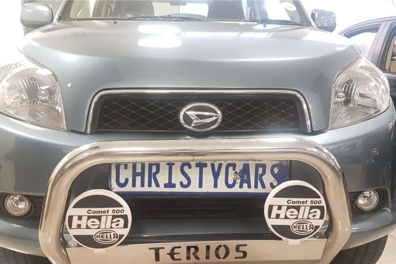 2009 Daihatsu Terios 1.5 4x4