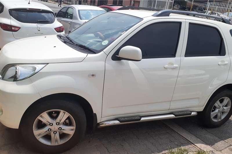 2010 Daihatsu Terios 1.5 4x4
