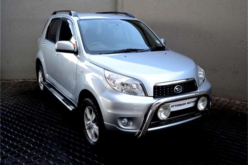 2014 Daihatsu Terios 1.5 4x4 Off road