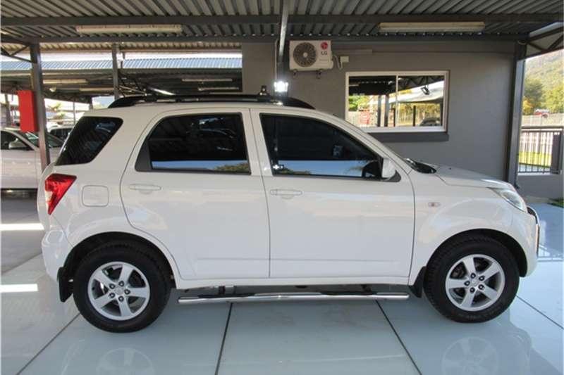 2008 Daihatsu Terios 1.5
