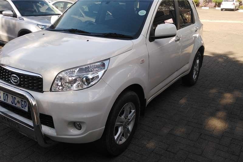 2013 Daihatsu Terios