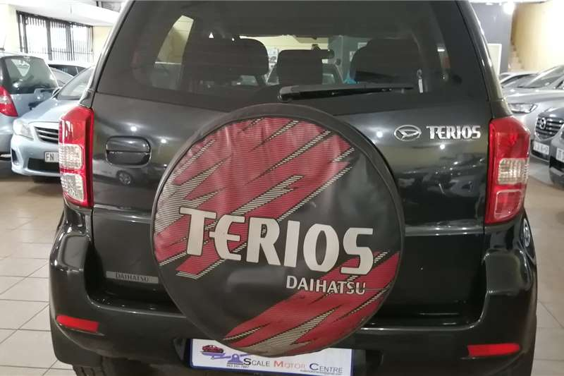 Used 2007 Daihatsu Terios Long 1.5 4x4 5 seater