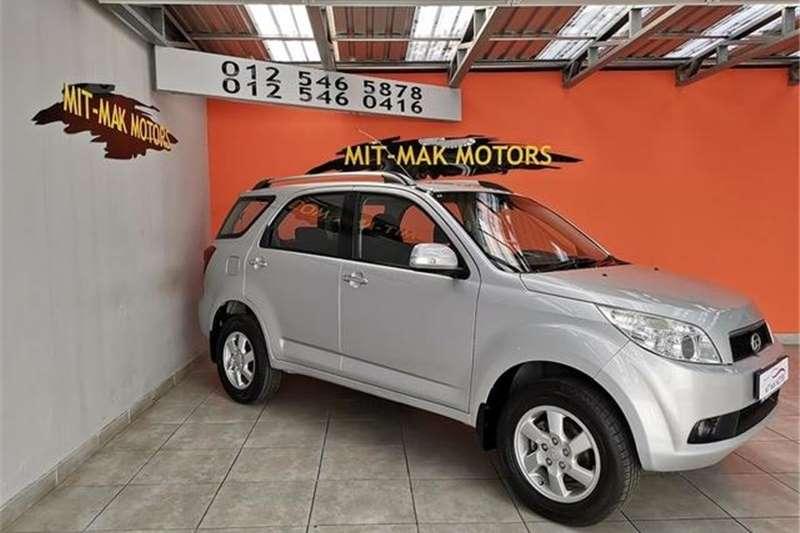 Daihatsu Terios Long 1.5 4x4 7 Seater 2009