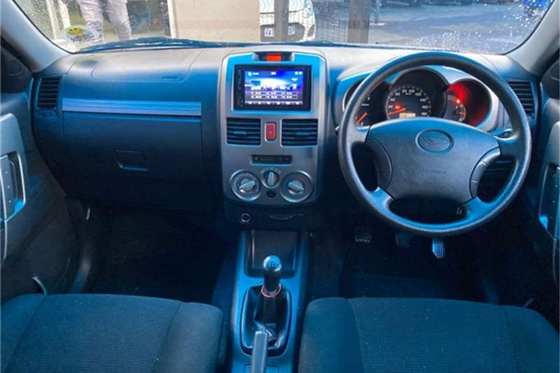 Used 2009 Daihatsu Terios Long 1.5 4x4 7 seater