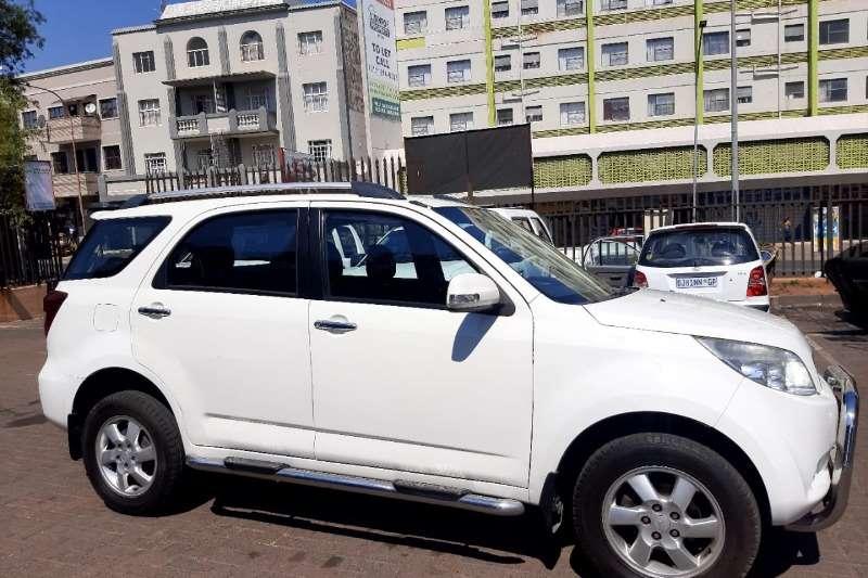 Used 2011 Daihatsu Terios Long 1.5 7 seater automatic
