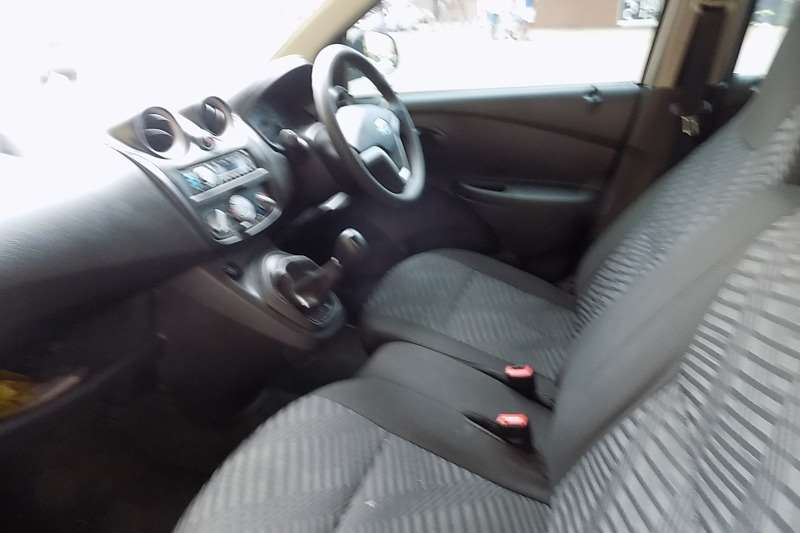 2018 Datsun 200 SX