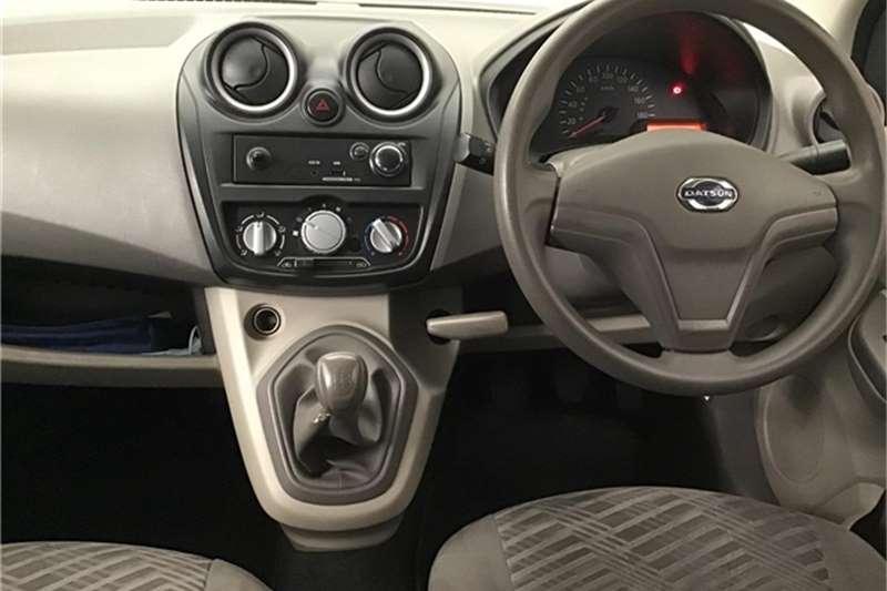 Datsun GO 1.2 Lux 2014