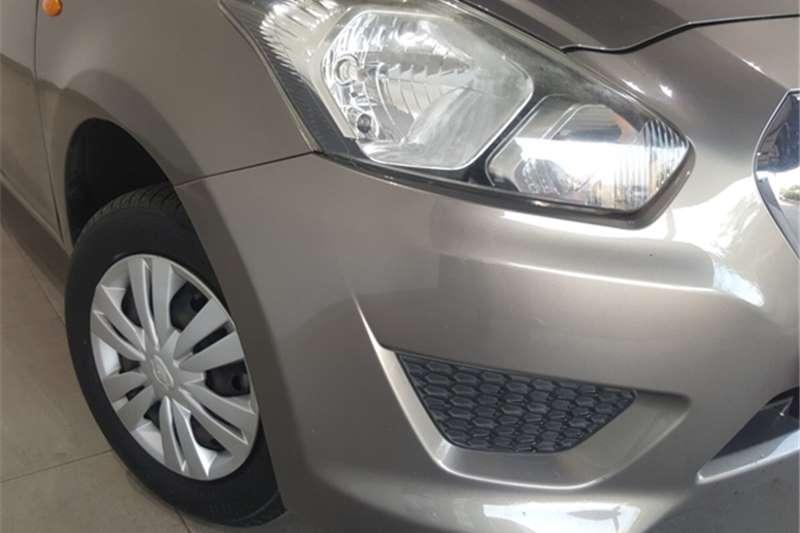 Datsun GO 1.2 Lux 2015