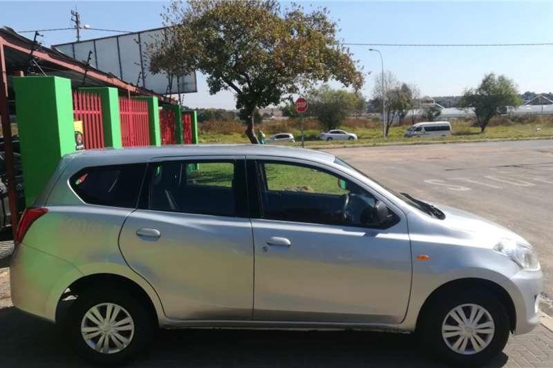 Used 2017 Datsun Go+ 1.2 Lux