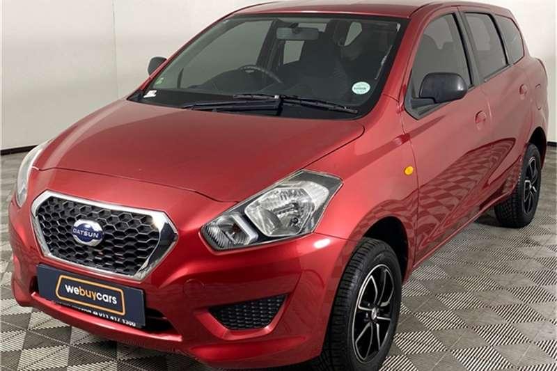 2017 Datsun GO Go 1.2 Lux