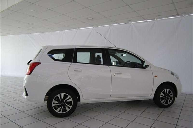 Datsun Go+ 1.2 LUX CVT (7 SEAT) 2020