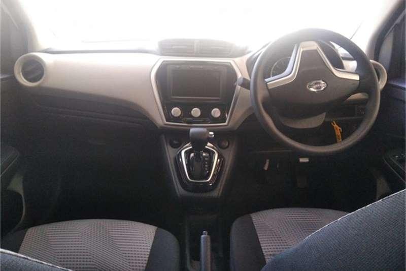 Used 2021 Datsun Go+ GO+ 1.2 LUX CVT (7 SEAT)