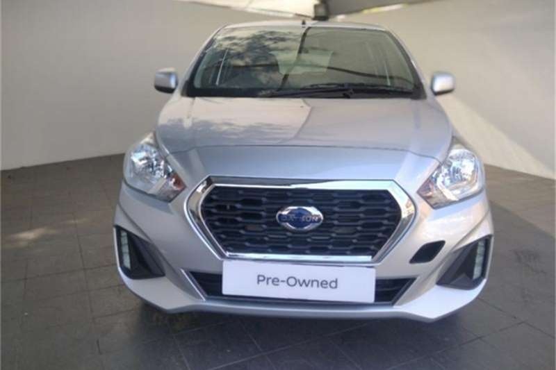 Used 2021 Datsun Go+ GO+ 1.2 LUX CVT (7 SEAT)