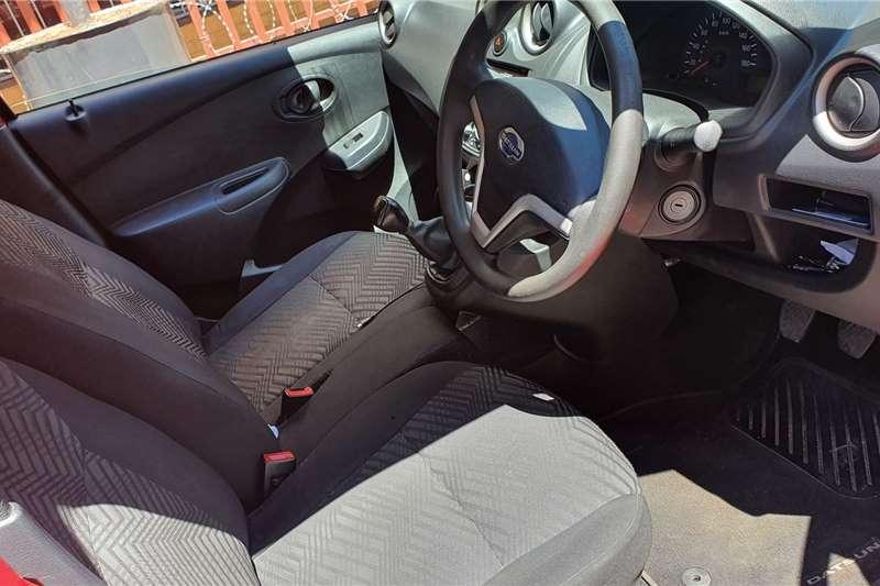 2017 Datsun Go+ GO + 1.2 LUX (7 SEATER)
