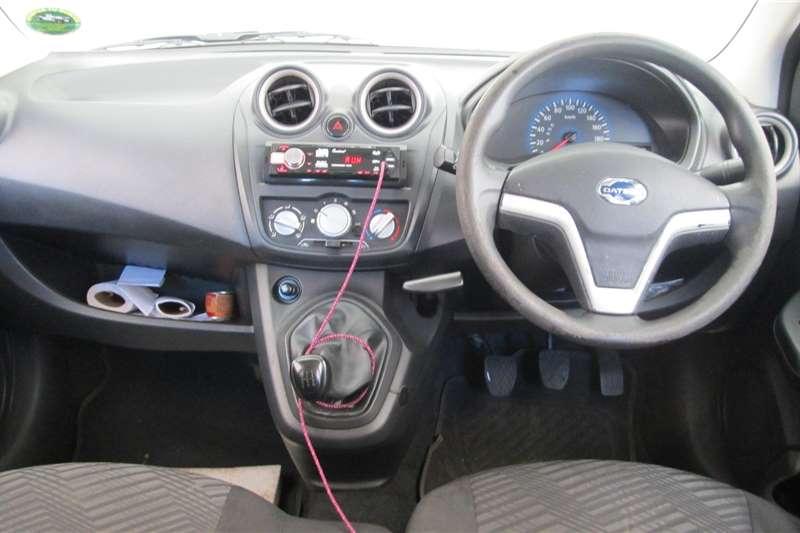 Used 2018 Datsun Go+ GO + 1.2 LUX (7 SEATER)