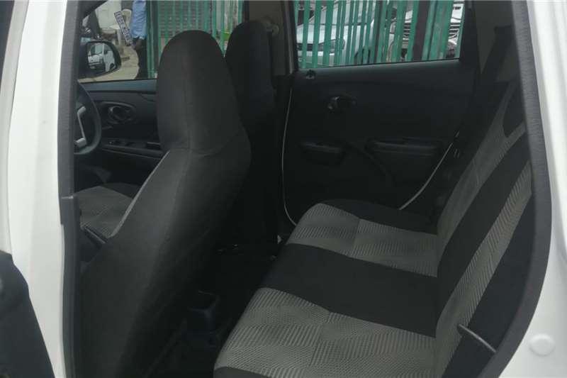 Datsun Go+ GO + 1.2 LUX (7 SEATER) 2020