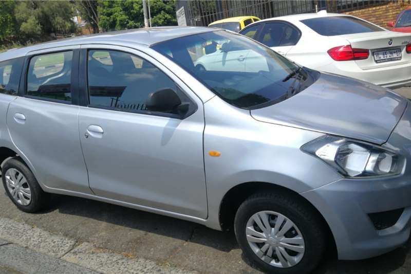 Used 2018 Datsun Go+ GO + 1.2 MID (7 SEATER)