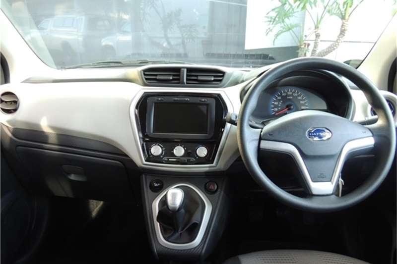 2021 Datsun Go+ GO + 1.2 MID (7 SEATER)