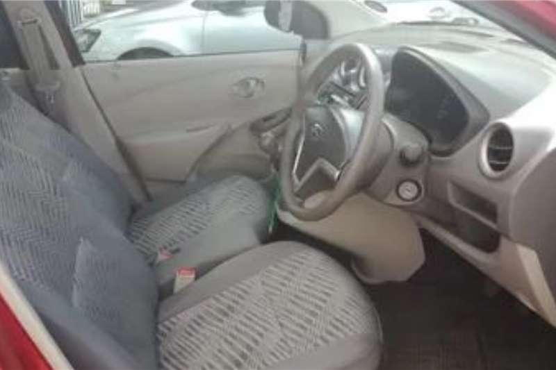 Datsun Go Hatch GO 1.2 FLASH 2014