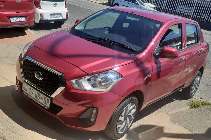 Datsun Go Hatch GO 1.2 FLASH 2019