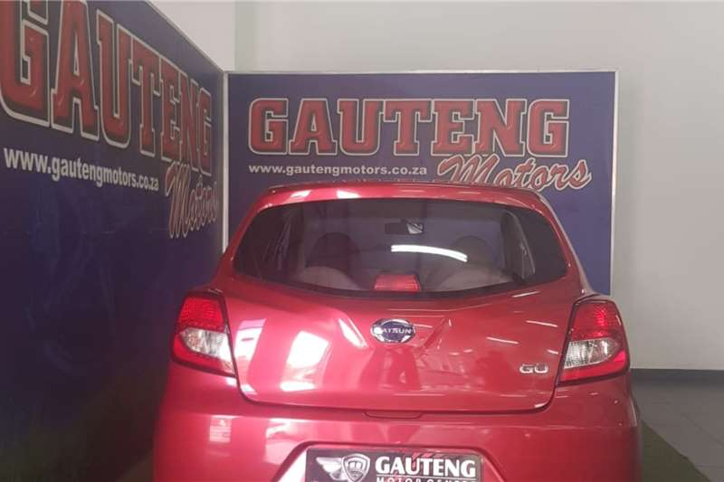 Used 2015 Datsun Go Hatch GO 1.2 LUX