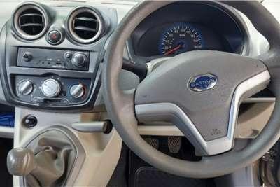Datsun Go Hatch GO 1.2 LUX 2016