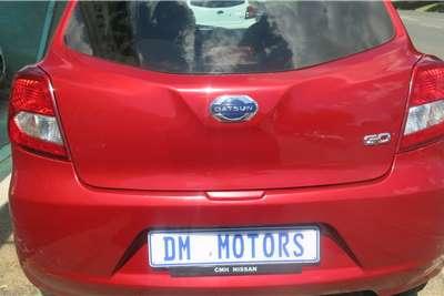 Datsun Go Hatch GO 1.2 LUX 2017