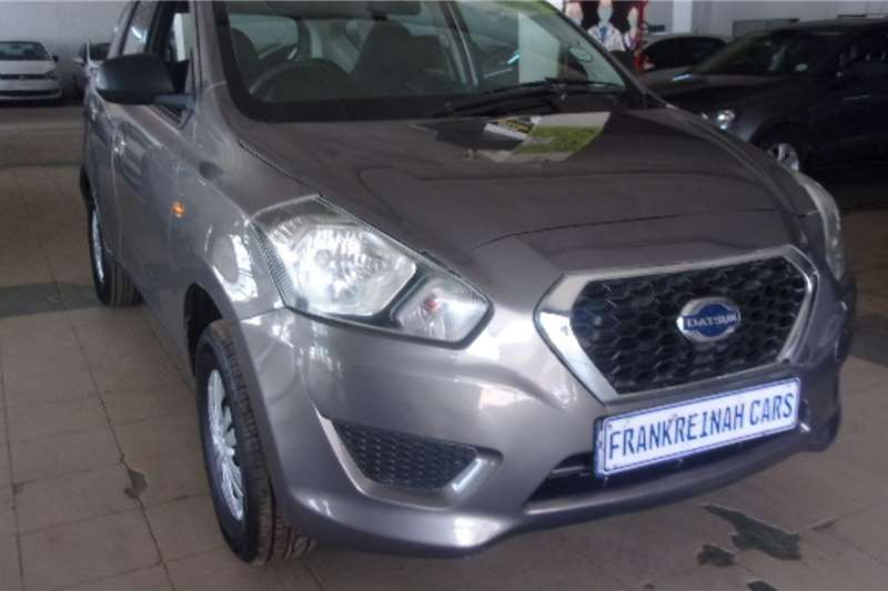 Used 2017 Datsun Go Hatch GO 1.2 LUX