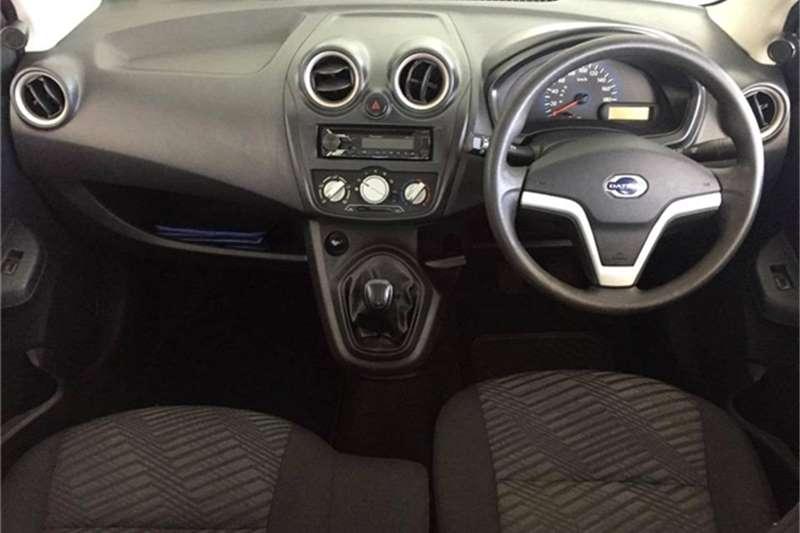 Datsun Go Hatch GO 1.2 LUX 2018