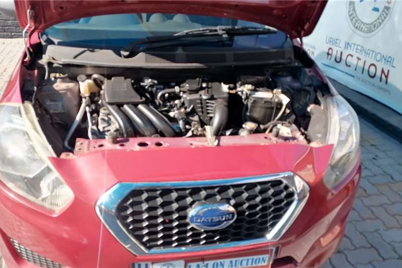 2018 Datsun Go hatch GO 1.2 LUX