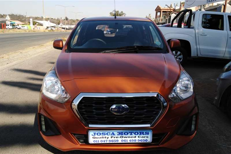 Used 2019 Datsun Go Hatch GO 1.2 LUX