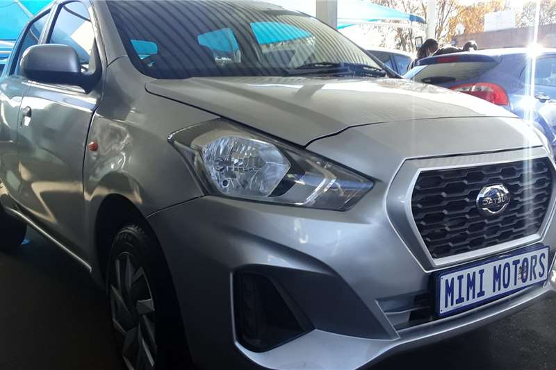 Used 2020 Datsun Go Hatch GO 1.2 LUX