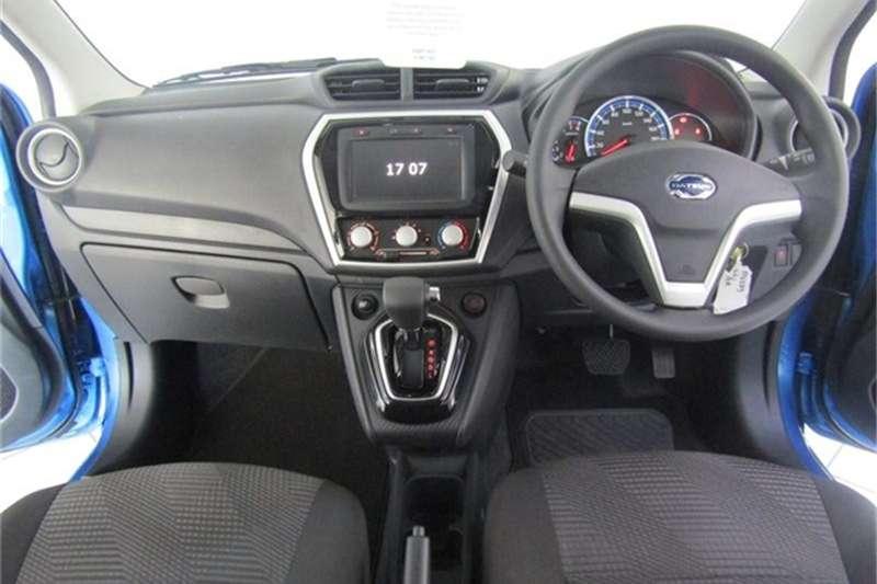 Datsun Go hatch GO 1.2 LUX CVT 2020