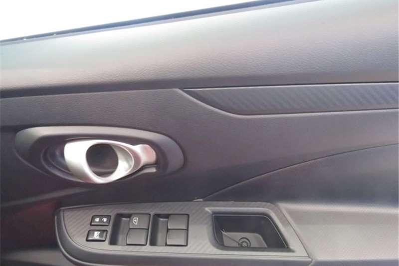 Datsun Go Hatch GO 1.2 LUX CVT 2021