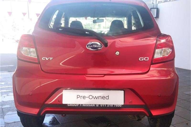 Used 2021 Datsun Go Hatch GO 1.2 LUX CVT