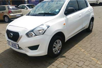 Used 2017 Datsun Go Hatch GO 1.2 MID