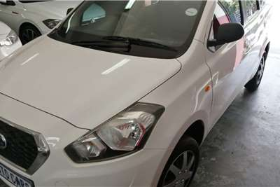 Used 2018 Datsun Go Hatch GO 1.2 MID