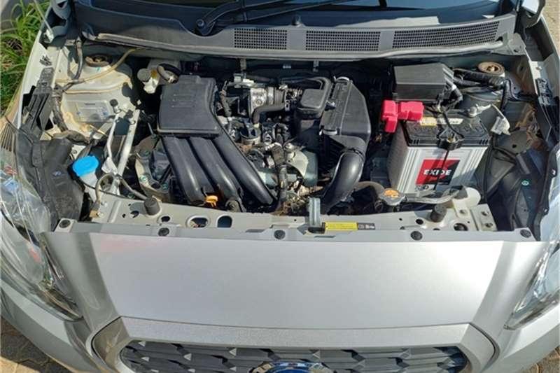 2019 Datsun Go hatch GO 1.2 MID