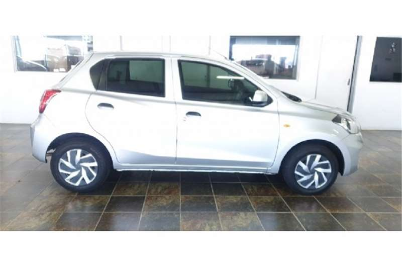 Used 2019 Datsun Go Hatch GO 1.2 MID
