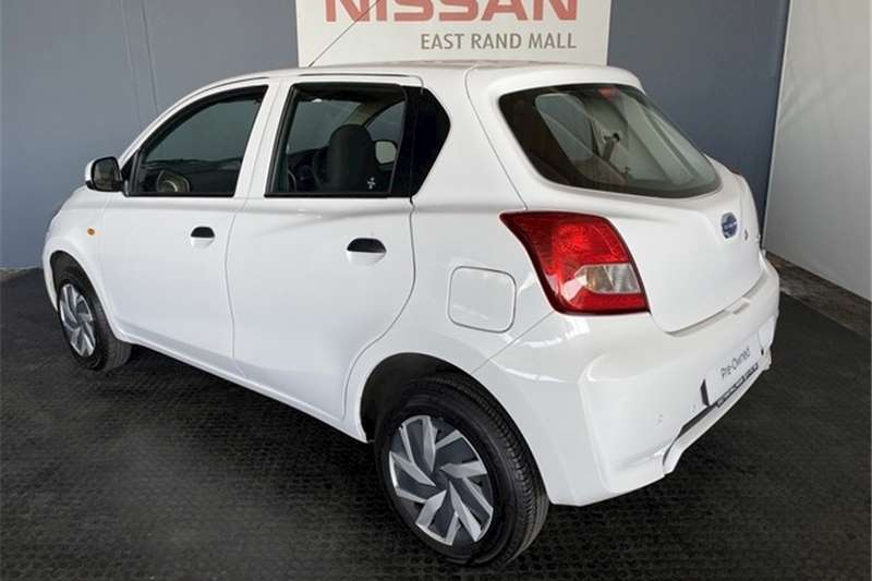 Used 2020 Datsun Go Hatch GO 1.2 MID