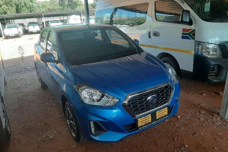 2020 Datsun Go hatch GO 1.2 LUX CVT