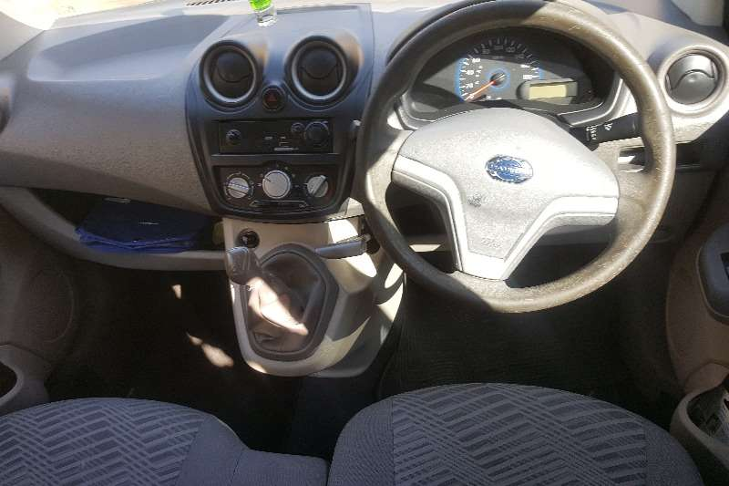 2015 Datsun Go hatch GO 1.2 LUX