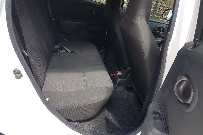 2018 Datsun Go hatch