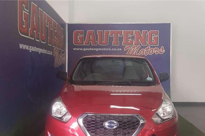 2015 Datsun Go hatch