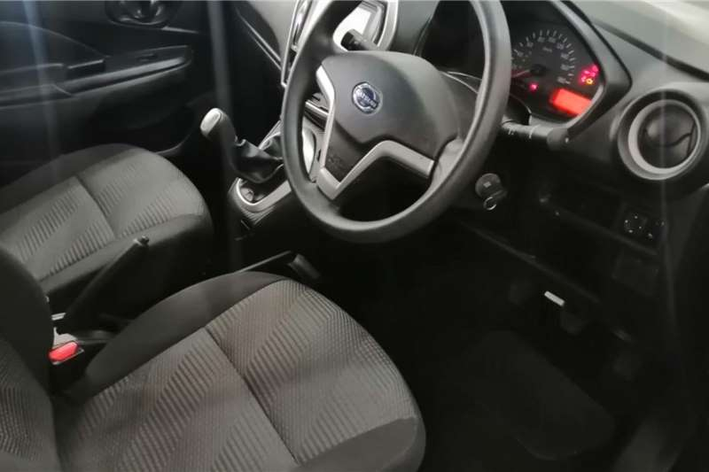 2019 Datsun Go hatch