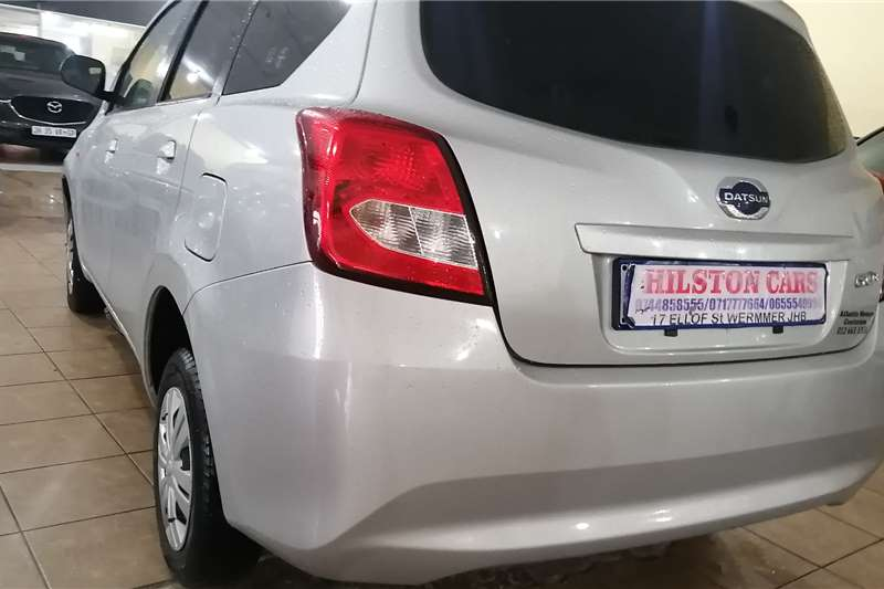 2017 Datsun Go hatch