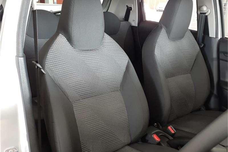 2021 Datsun Go hatch
