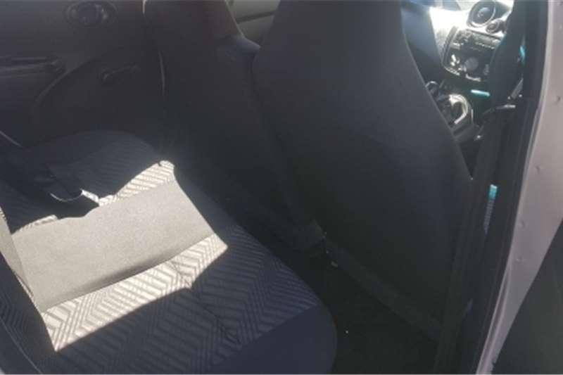 Used 2017 Datsun Go+ Panel Van